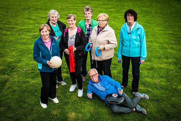 Senioren beim SV Fortuna Schapdetten